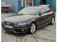 Audi, A4, Saloon, 2008,160Hp, Manual, 1798 (cc), 4 doors.