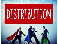 Leaflet Distributor Wanted & Sales Person Wanted