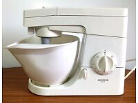 KENWOOD CHEF MODEL No KM300 WITH TOOLS