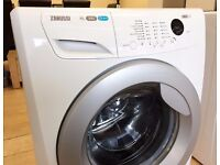 Brand New - ZANUSSI White 10KG XXL, Lindo300, 1400 WASHER + 12 Months Warranty + FREE LOCAL DELIVERY
