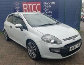 2010 (60), Fiat Punto Evo 1.4 8v Active 3dr Hatchback, AA COVER & AU WARRANTY INCLUDED, £2,495 ono
