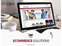 London web design & e-commerce development ,SEO , android and iOS applications