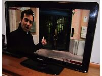 Phillips 32 inch full HD 1080p Television model 3000, Freeview and Automatic tuning.