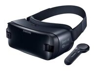 Samsung Gear VR with Controller (New in box)