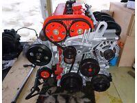 Zetec engine