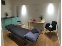Two treatment/therapy rooms to rent in city centre location