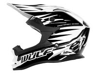 New Wulfsport Adult Advance Helmets