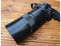1000mm Mirror Lens with canon EOS mount