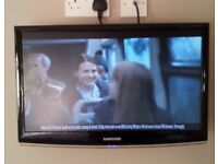 """23"""" Samsung 1080p HD TV with Freeview"""