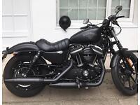 Harley Davidson Sportster 883 Iron head 2016