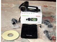 Toshiba Camileo X150 Full HD 1080p Camcorder