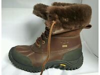 UGG Adirondack Ladies Boot - UK Size 5 - As new