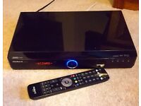 Humax HDR FOX T2 Freeview Recorder, .5TB HDD, Twin HD Tuner, HDMI