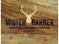 Barbers wanted full time