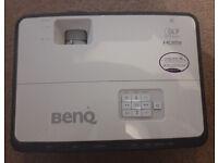 Home entertainment digital projector. BenQ Model W750/W770ST.