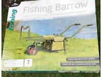 Fishing Barrow - New in box