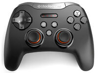 SteelSeries Stratus XL, Bluetooth Wireless Gaming Controller for Windows + Android