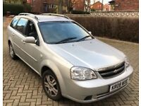 2008 CHEVROLET LACETTI SX 1.6 PETROL GOOD RUNNER (NOT ASTRA VECTRA GOLF PASSAT FOCUS MONDEO MEGANE)