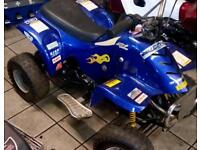 Mini kids quad 50cc