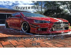 2007 Mitsubishi Outlander XLS+NAVI+TOIT+CUIR+MAGS 18''