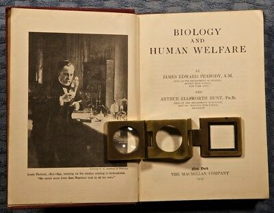Biology and Human Welfare by Peabody and Hunt 1927