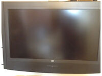 """SEG 32"""" LED TV with Remote. No Stand, Perfect condition. £15."""