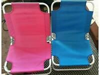 Kids Garden/Beach Folding chairs
