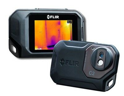 Flir C2 Compact Pocket-sized Thermal Imaging Camera System -72001-0101 With Msx