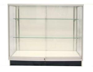 SHOWCASE, GLASS CASE, CASH DESK, RECEPTION DESK, DISPENSARY CASE, SHOWCASE SALE