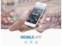 Mobile Application, Website Design and Business Software