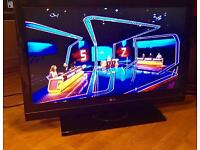 """LG 42"""" LCD TV FULL HD FREEVIEW SCART HDMI CAN DELIVER."""