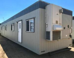 Trailer Modular building 12x60 skid office for sale / rent