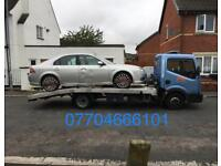 SCRAP CARS & VANS WANTED WEEKEND COLLECTION CASH PAID 7 DAYS