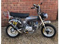 Monkey Bike For Sale SkyTeam Sky Max Pro 125