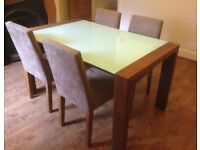 Dining Table And Chairs FREE Delivery In Derby