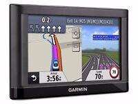 "5"" GARMIN nüvi® 52LM GPS Sat Nav UK & Ireland + West Europe Lifetime Map Updates (no offers, please)"