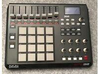 Music Equipment: Mackie controller mixer, Akai mpd 32