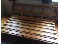 Futon - Double in VERY good condition