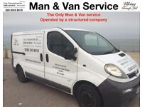 MAN AND VAN the only one with fixed price structure!!!