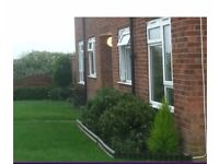 Manningtree 1 bed gnd floor spacious flat for mutual exchange