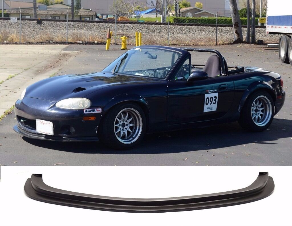 mazda mx5 nbfl mx 5 mk2 5 front lip new in dungannon county tyrone gumtree. Black Bedroom Furniture Sets. Home Design Ideas