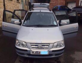 Hyundai Matrix 2002, 1,8 petrol