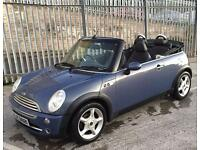 2004 Mini Cooper Convertible Full Leather Very Low Miles