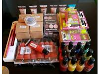 Wholesale Job Lots x72 Item Make Up With 10 Free Tester