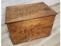 Copper Coal Box (DELIVERY AVAILABLE)