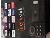 Amazon tv firestick