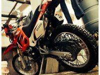 200cc GY Hongdou off road motorbike