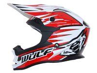 New Wulfsport Adult Advance Helmets