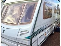 2002 Abbey Vogue 517 (Double Dinette)