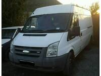 08 ford transit 2.4 Rwd *** BREAKING parts available